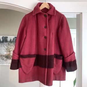 Vintage Hudson Bay Swing Coat